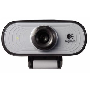 Logitech C100 1.3 megapixel Webcam with microphone