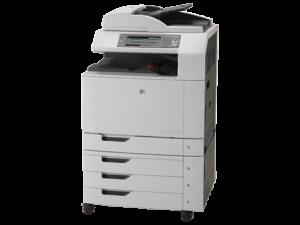 HP Color LaserJet CM6030f MFP - CE665A