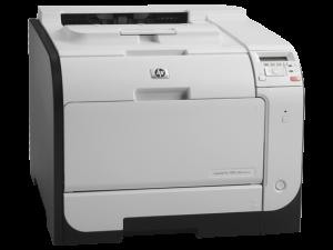 HP LaserJet Pro 400 color M451dnw - CE958A